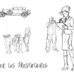 Services à la carte de l'organisateur et décorateur de mariage Paris WP Wedding planner