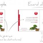 Choisissez la version de votre carte de vœux entreprise avec Photosud….