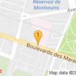 Quelles spécialités assure l'institut Montsouris (Paris ) ?